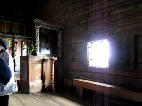 Церковь Успения Богородицы. Кондопога Карелия. 15.06.2011