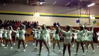 Coachella valley high school cheer