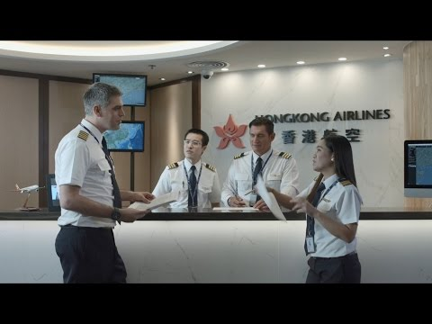 The Meaning of Flying – Pilot 飛行的意義 - 機師篇