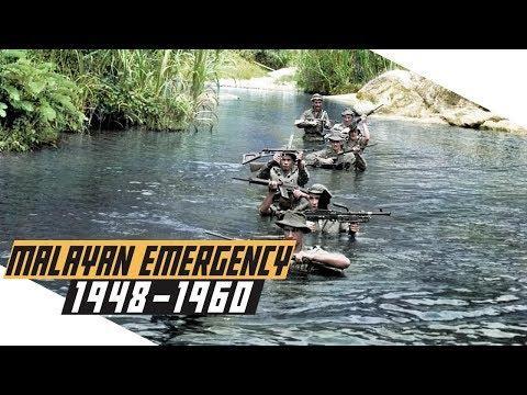 Malayan Emergency 1948-1960 - COLD WAR DOCUMENTARY