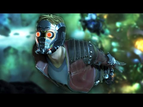 CALL ME STAR-LORD | Guardians Of The Galaxy - Episode 1 Tangled Up In Blue