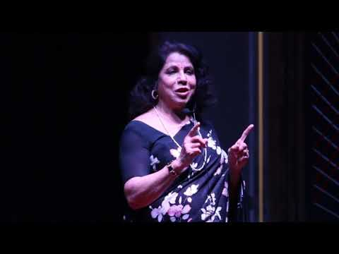 Empowering the non-traditional economic partners | Dr. Hina Shah | TEDxGCET