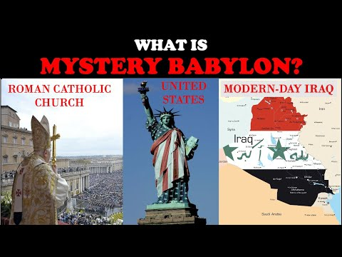 WHAT IS MYSTERY BABYLON?
