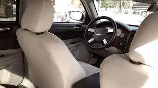 Прокат Крайслер 300С в Краснодаре. Аренда автомобилей с водителем