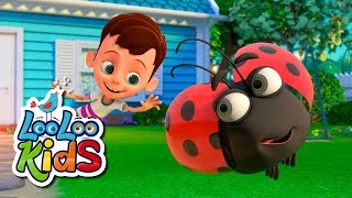 Skip to My Lou - THE BEST Educational Songs for Children | LooLoo Kids