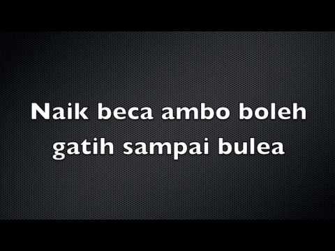 Reena Nicky Feat. Iwere - Gadis Kelate (Video Lirik Official )