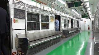 서울 전철 2호선 신도림행 (문래역-신도림역) 서울교통…