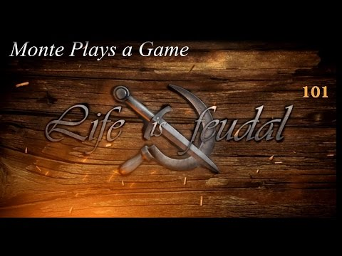 Life is Feudal 101 Part 5  Learning to Smelt - Furnace, Bloomery, and Finding Clay