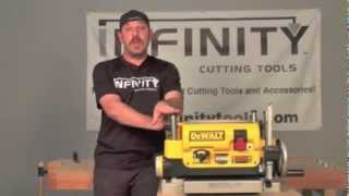 Infinity Cutting Tools - Dewalt 735 Replacement Knives
