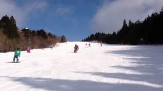 2015.1.8 本年も 岐阜城盛り上げ隊 、鷲ヶ岳スキー場に参陣し、盛り上げ...