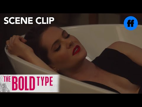The Bold Type | Season 1, Episode 7: Richard Finds Sutton In The Bathroom | Freeform