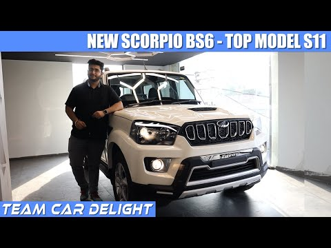 Mahindra Scorpio S11 2020 - Detailed Review with On Road Price,New Features | Scorpio 2020 Top Model