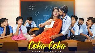 COKA : Sukh-E Muzical Doctorz | Ft. Surya \u0026 Simi | School Cute Love Story | Surya Creation
