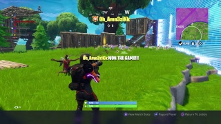 Fortnite Battle Royale - Season 4 PS4 [1-6-2018]