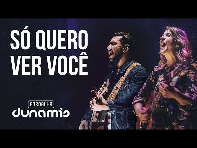 Só Quero Ver Você + There is Only One - Laura Souguellis & Rodolfo Abrantes // DVD FornalhaOficial