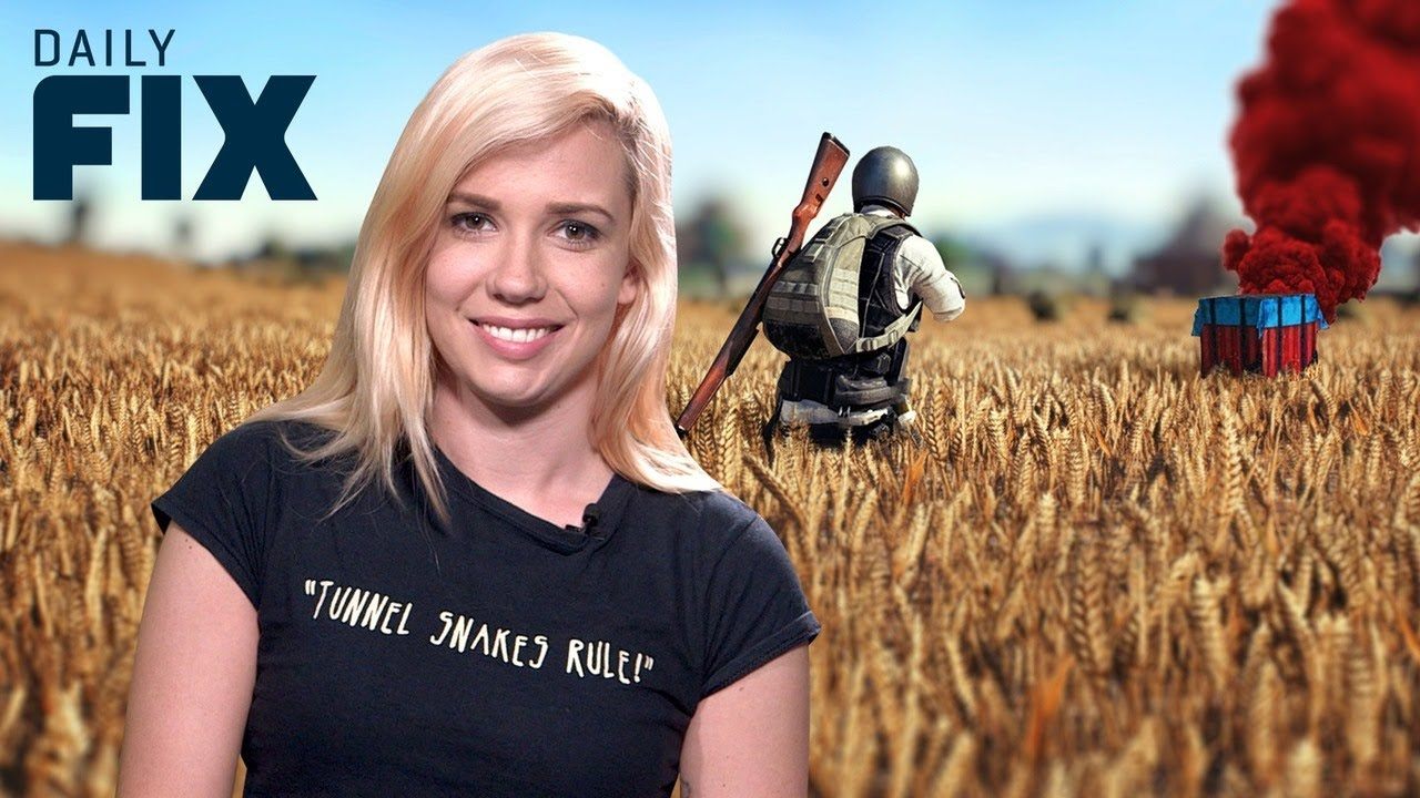 Xbox Blatantly Rips Off PUBG Fan Art – IGN Daily Fix