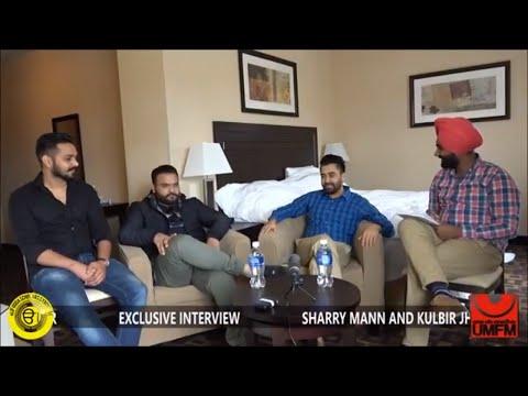 sharry maan and kulbir jhinjer interview unseen