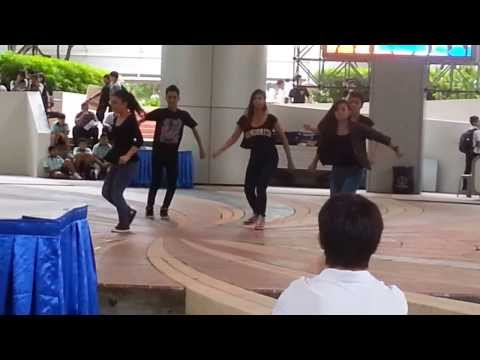 Zapin Hip Hop for Dance Mania