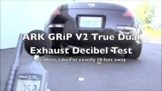 350z dB test