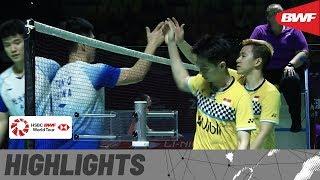 Fuzhou China Open 2019   Round of 16 MD Highlights   BWF 2019