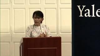 Daw Aung San Suu Kyi: The Chubb Lecture 2012