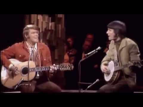 Glen Campbell & John Hartford - Gentle On My Mind
