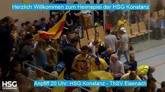 🔴 Livestream HSG Konstanz: Relegation Aufstieg 2. Bundesliga vs. ThSV Eisenach FULL-HD live 🔴