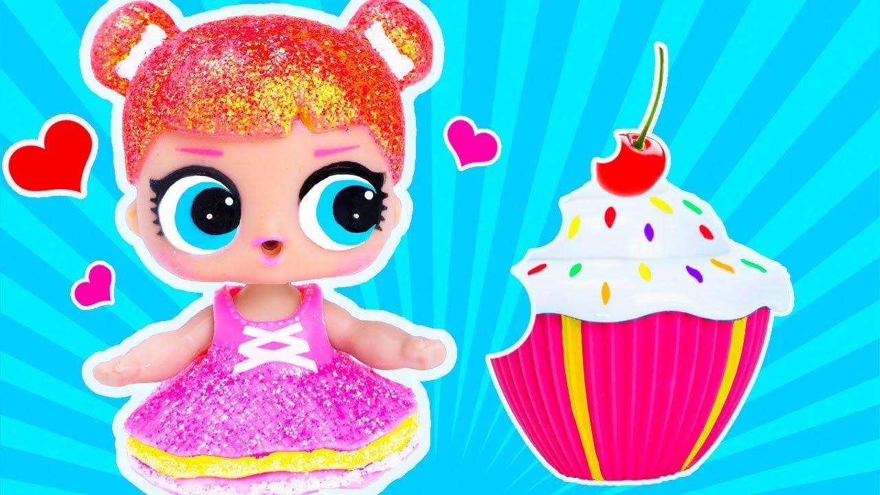 Открытка с днем рождения для девочки 5 лет с лол, пшеницей поздравление годовщиной