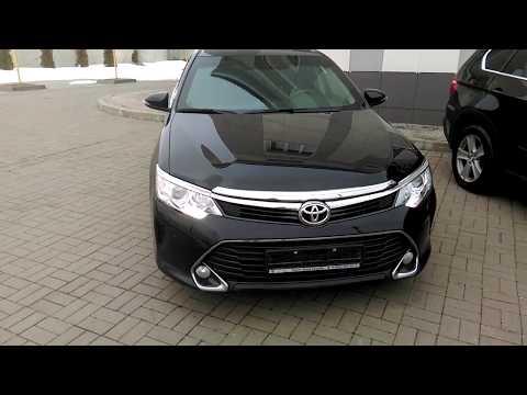 Бронированная Toyota Camry (B4)