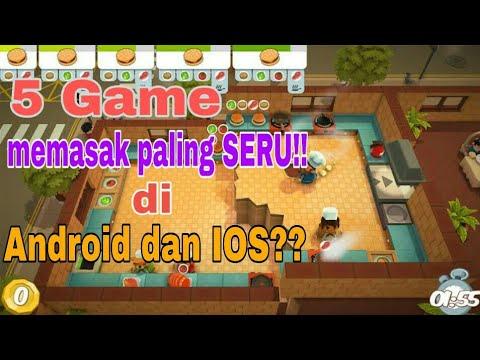 5 Game Memasak Paling SERU!! Di Android Dan IOS