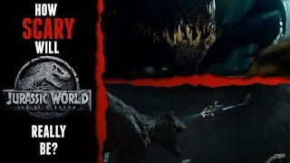 How Scary Will Jurassic World: Fallen Kingdom REALLY Be? - With Jacob & Alastair From DangerVille