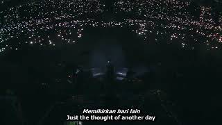[SUB INDO]  ONE OK ROCK - Be The Light (live yokohama arena)