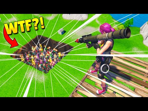 FORTNITE FAILS & Epic Wins! #94 (Fortnite Battle Royale Funny Moments)
