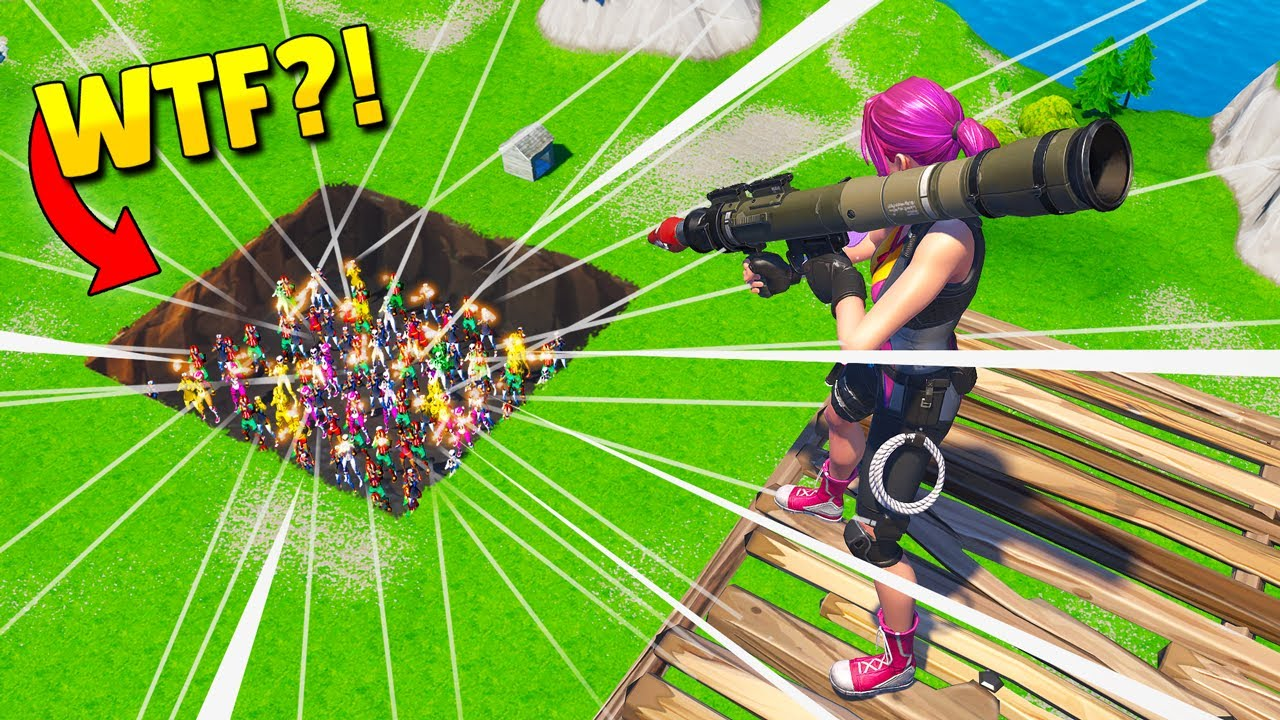 FORTNITE FAILS & Epic Wins! #94 (Fortnite Battle Royale Funny Moments) thumbnail