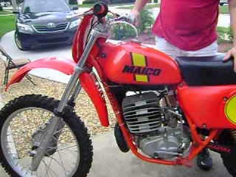 1978 Maico 440