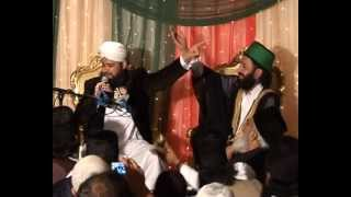 Naat; Aj Sik Mitran Di Vaderiye-Subhanallah Subhanallah  by Owais Raza Qadri Sahib in London 2009