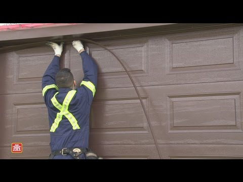 Steel-Craft Garage Door Install