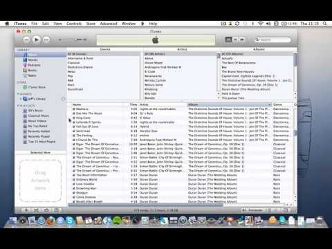 How to Move Your iTunes Library the Right Way - a podServe Guide