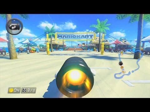 """BULLET BILL HELP"" - Mario Kart 8 Online"