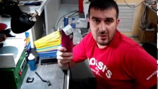 Антон Заточка об уходе за ножами для стрижки животных