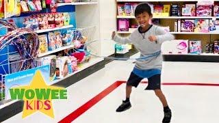Hula Hoop Fun!