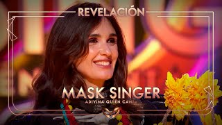 Paz Vega, desenmascarada como Catrina, es la ganadora | Mask Singer: Adivina quién canta