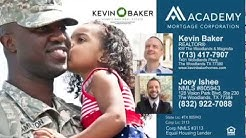 VA Loan Texas Veteran Houston The Woodlands Kevin Baker Homes KW