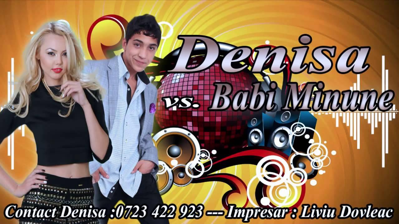 Denisa și Babi Minune - Prima iubire (remix 2016)