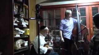Andy Statman Trio - P1010169 12-3-15 Charles Street Synagogue, NYC