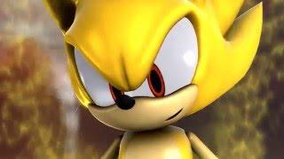 Dragon Ball Z: Sonic vs. Mewtwo SFM