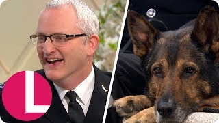BGT&#39s Dave and Finn Chat About Reaching the Final and Finn&#39s Law  Lorraine