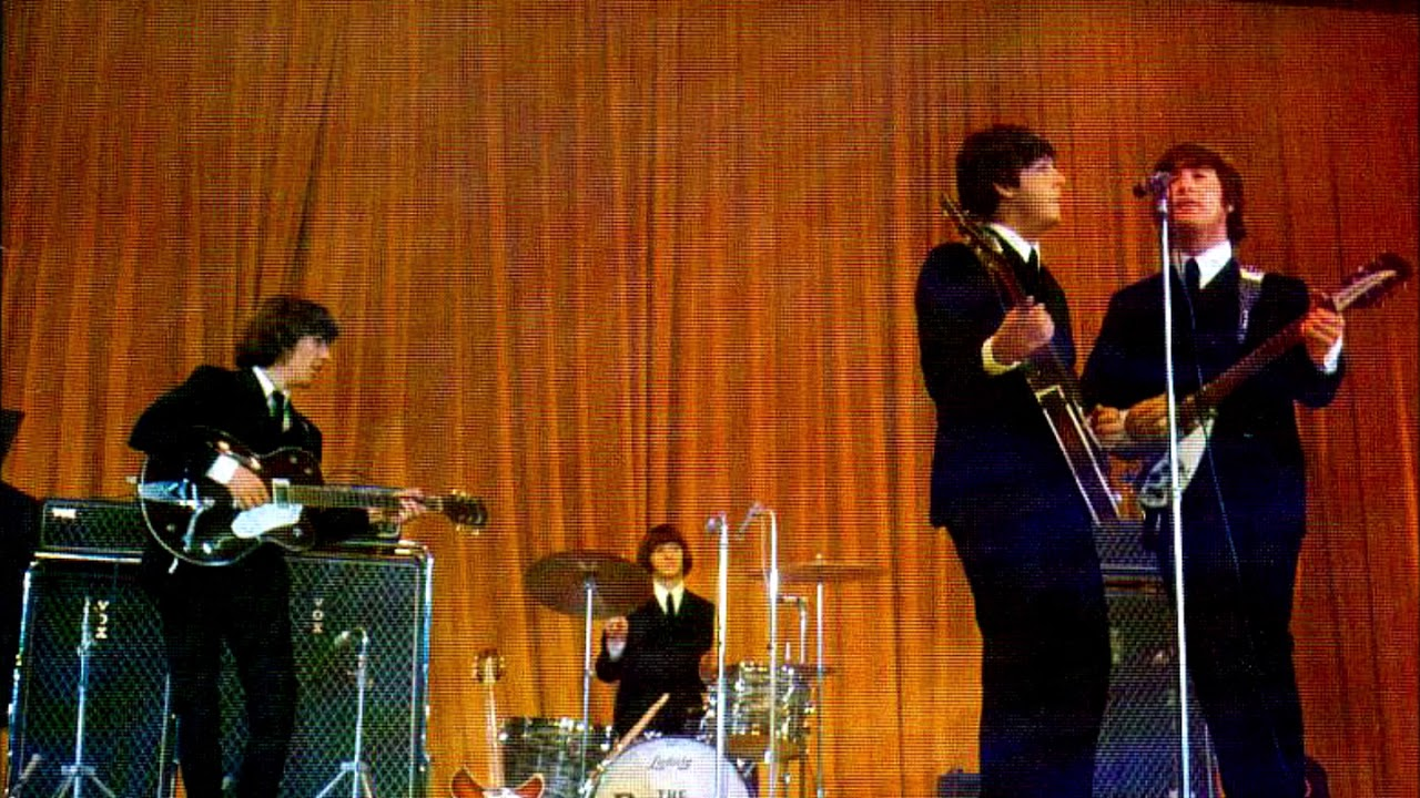 Beatles' 10 Best Concerts – Rolling Stone