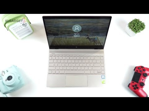 HP Envy 13 Review: An Ultrabook With a Dedicated Graphics Chip