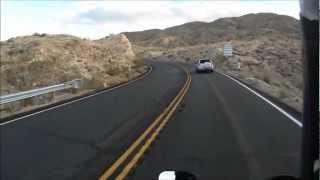 Palm Desert, Highway 74 ZX6R